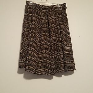 NWOT Lularoe XL Madison Skirt